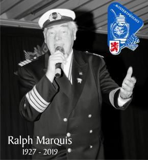 Die Mostertpöttches trauern um Ralph Marquis